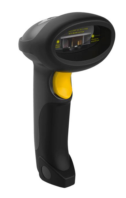 Inateck 2.4GHz Wireless Barcode Scanner BCST-20