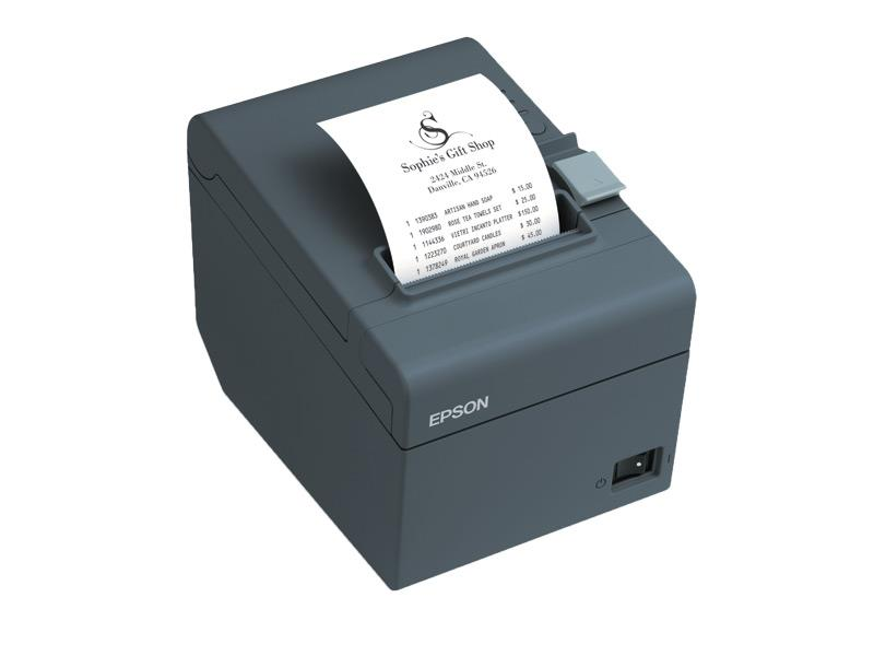 New Epson TM-T20II Receipt Printer