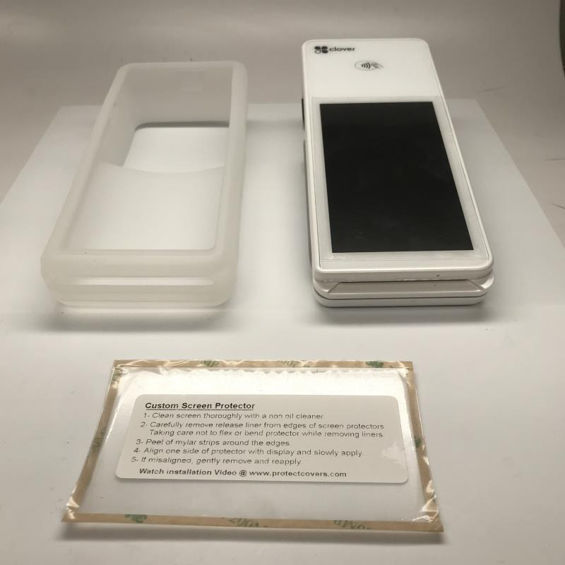Clover Flex ® Silicone Sleeve and Screen Protector