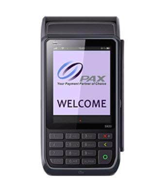 PAX S920 4G Mobile Payment Terminal