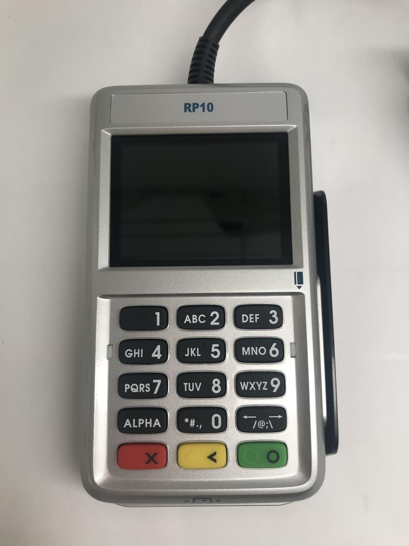 First Data RP10 PIN Pad