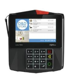 Ingenico Lane/7000 Credit Card Terminal
