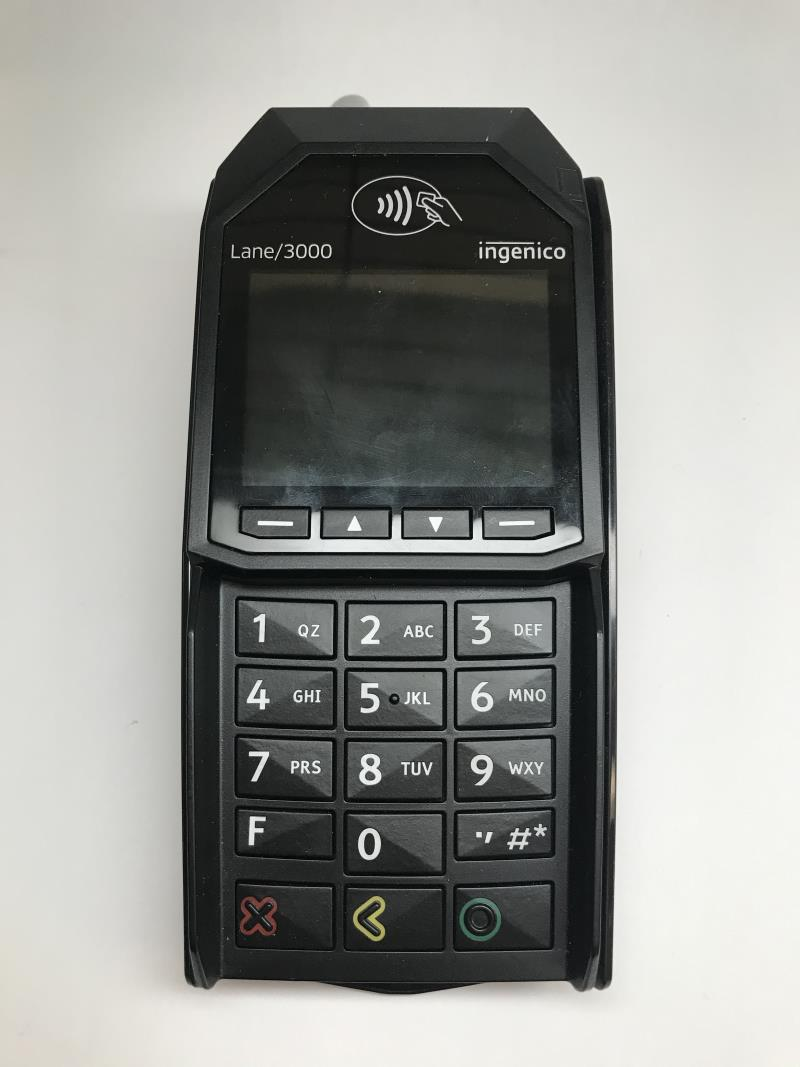 Ingenico Lane/3000 PIN Pad -  First Data FD701