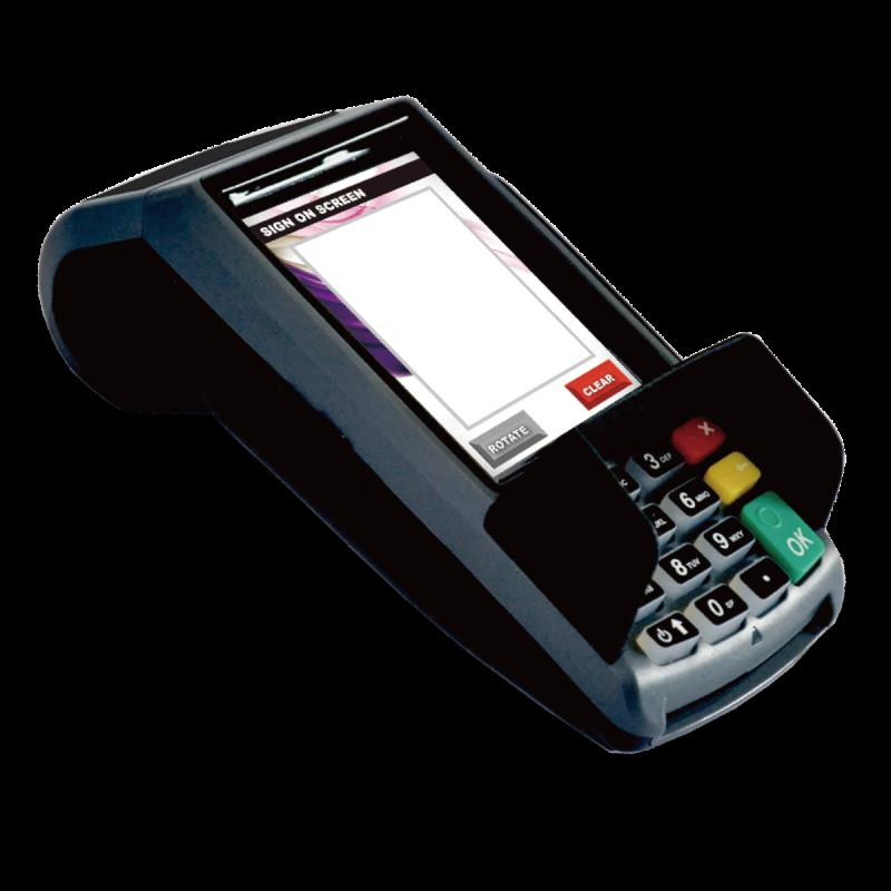 Dejavoo Z9 Portable 3G and Wifi Credit Card Terminal -  TSYS/Merrick Paysafe