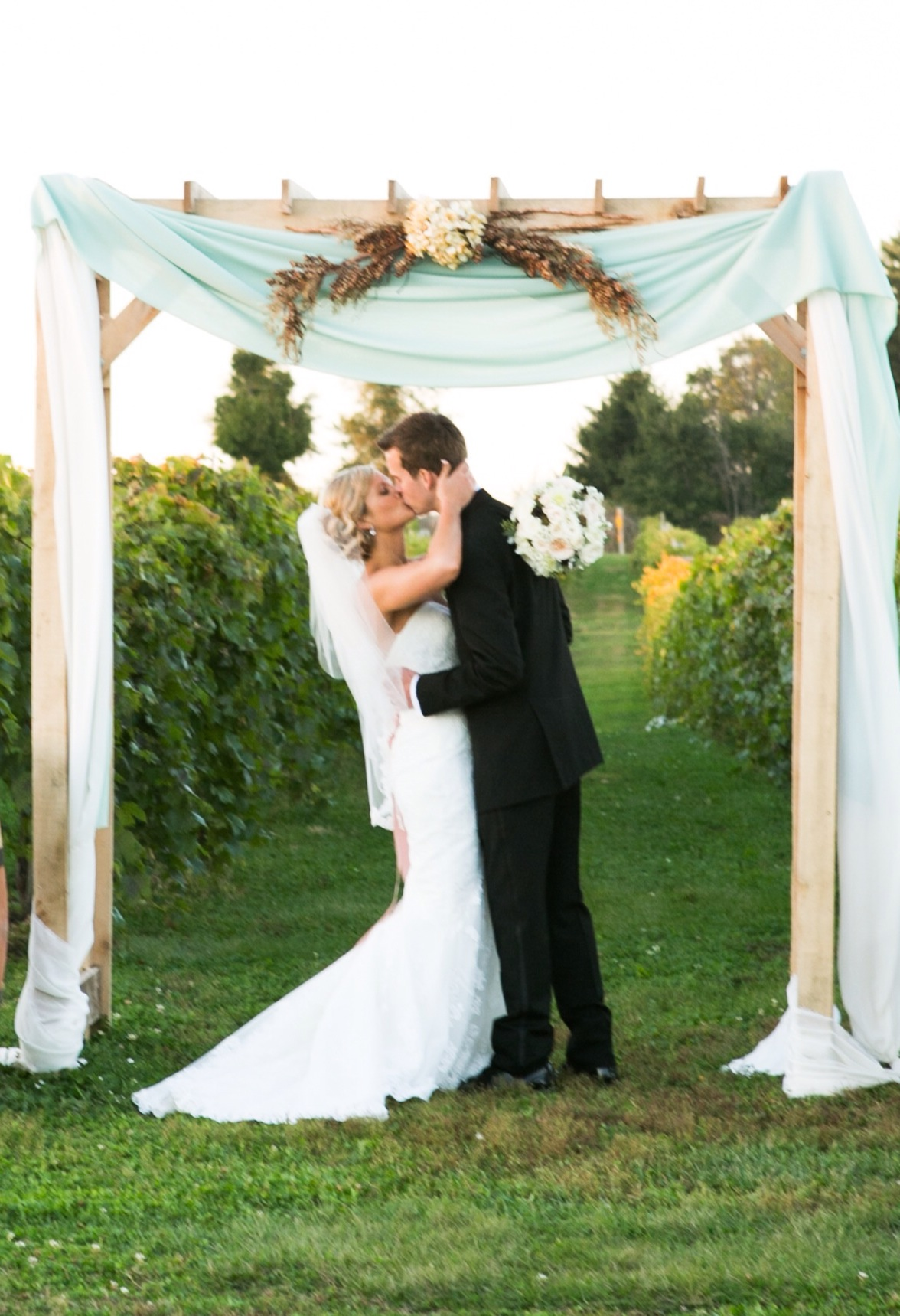 Acquaviva Winery, Maple Park, will be CLOSED for a wedding