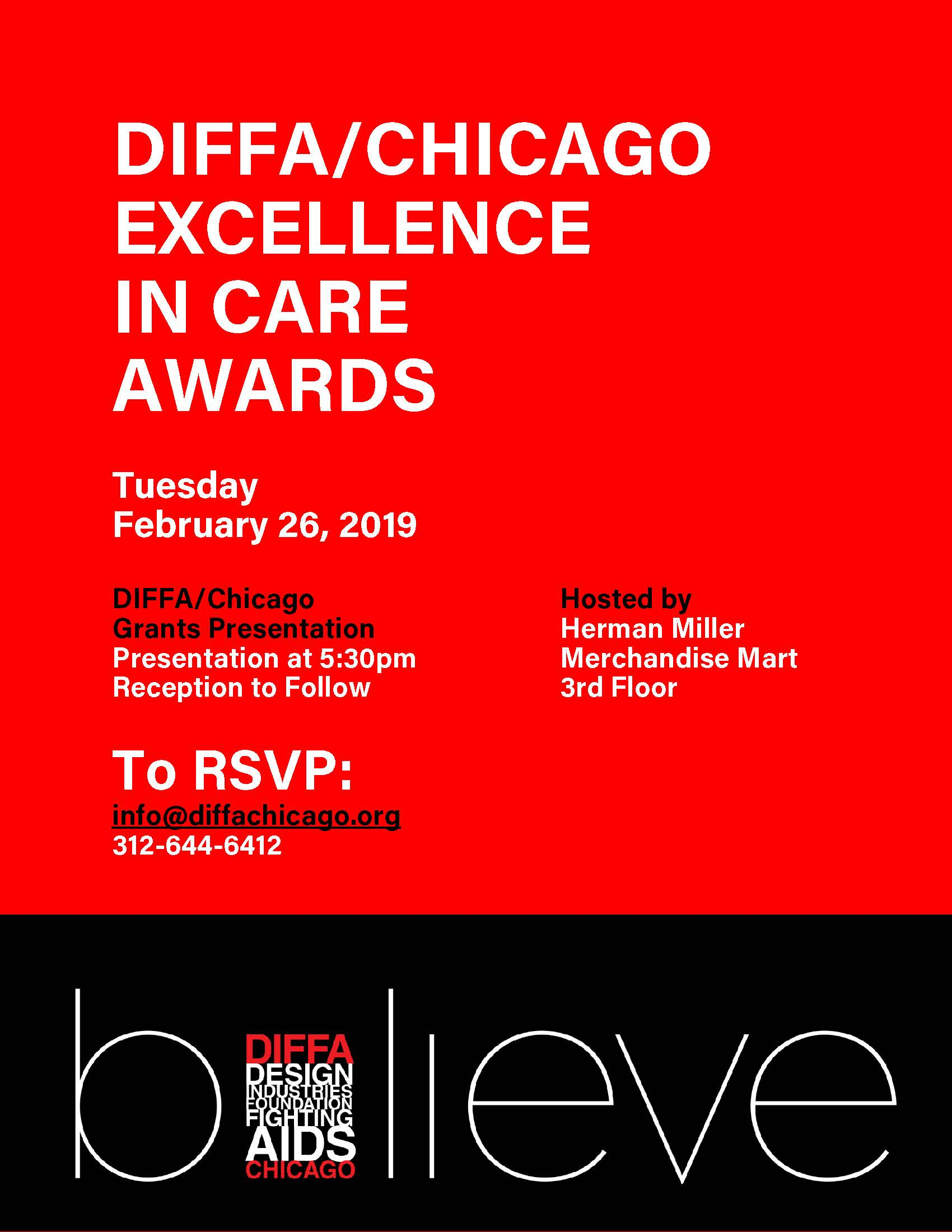 Excellence In Care Awards & Grant Reception