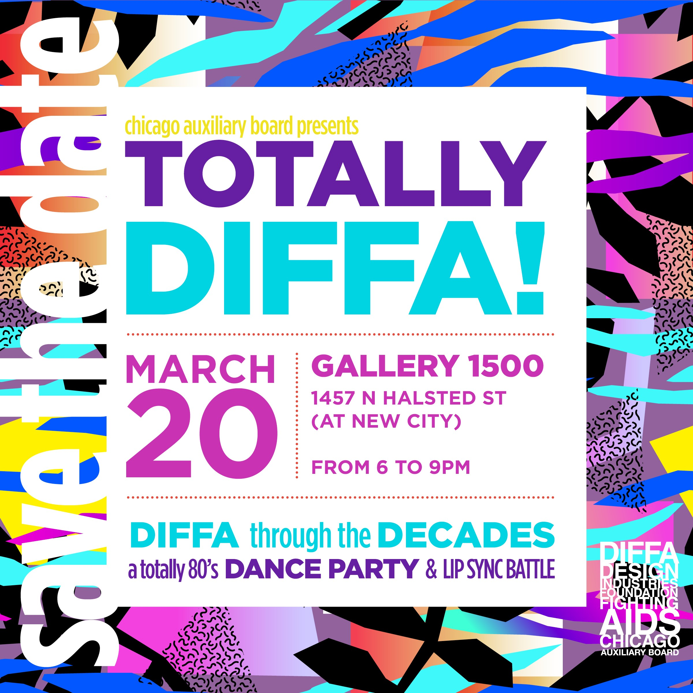 Totally DIFFA ~ DIFFArence Event