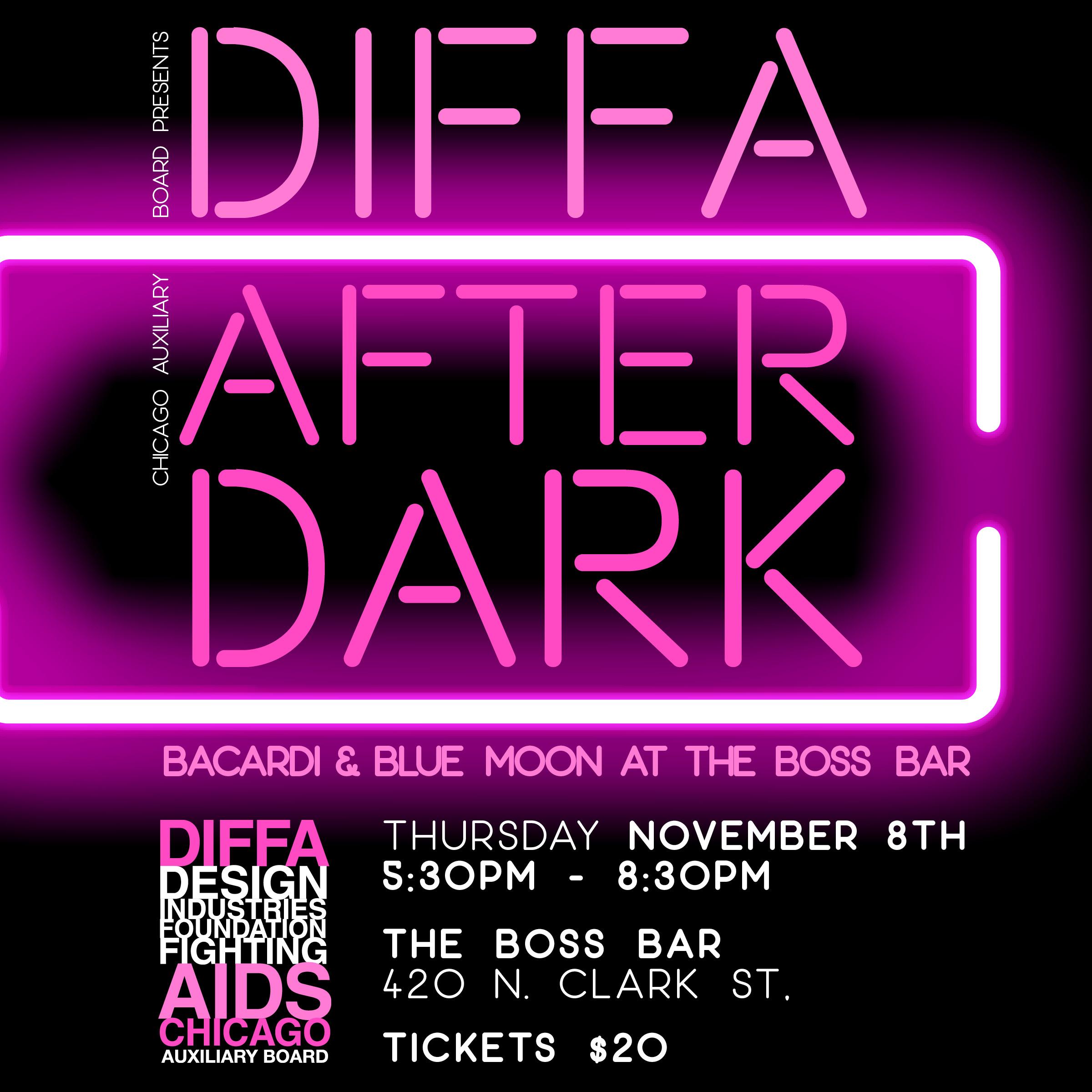 DIFFA After Dark