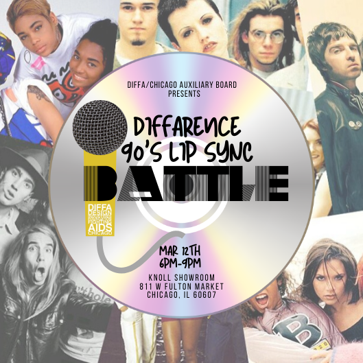 DIFFArence 90's Lip Sync Battle -Rescheduled, New Date TBD