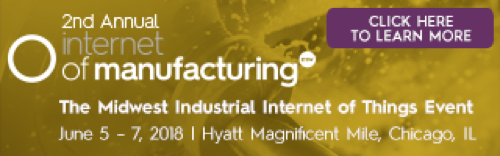 2nd Annual Internet of Manufacturing Midwest 2018