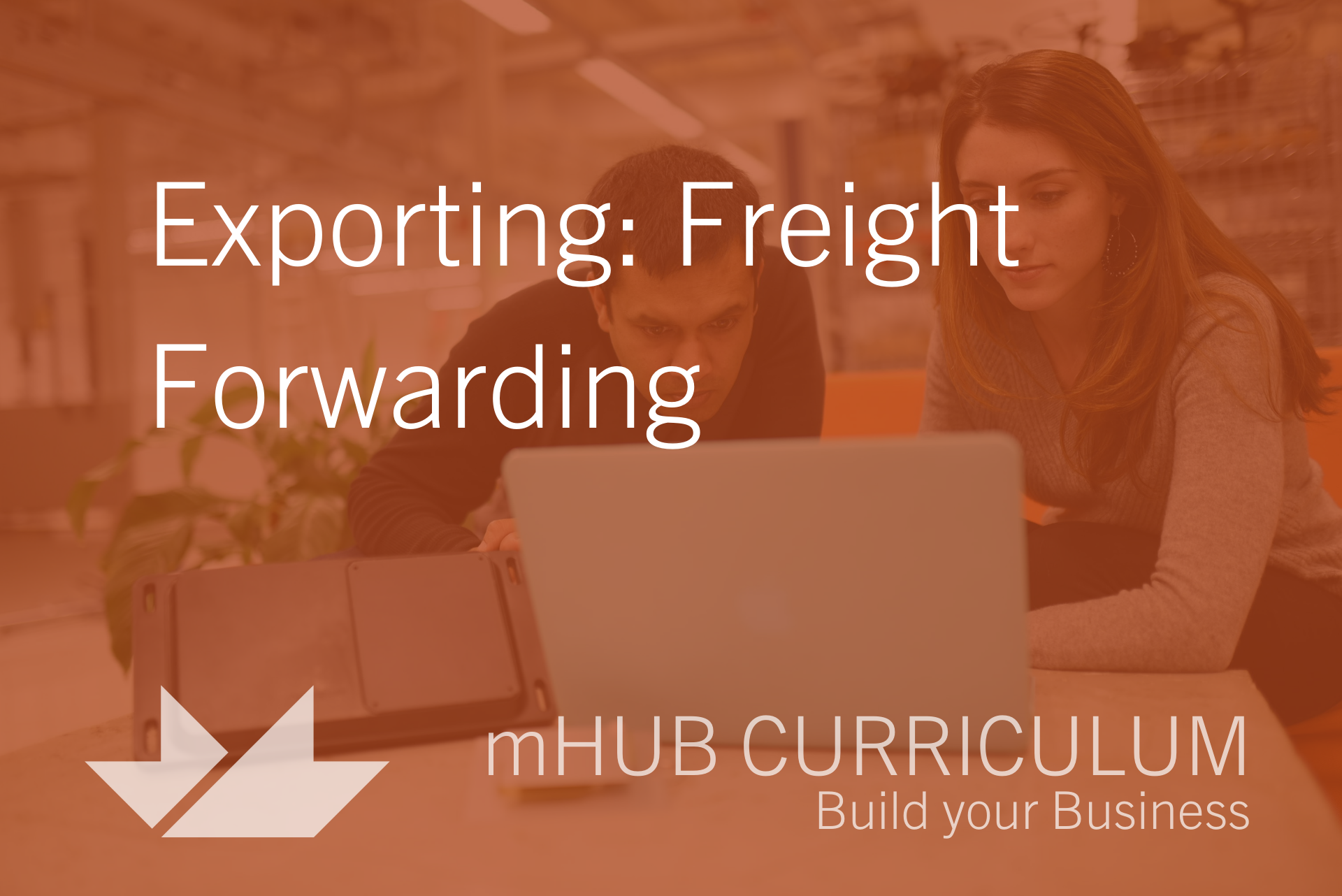 Exporting: Freight Forwarding