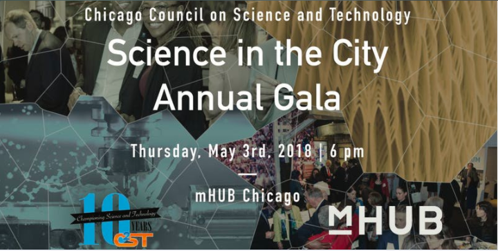 Science in the City Annual Gala