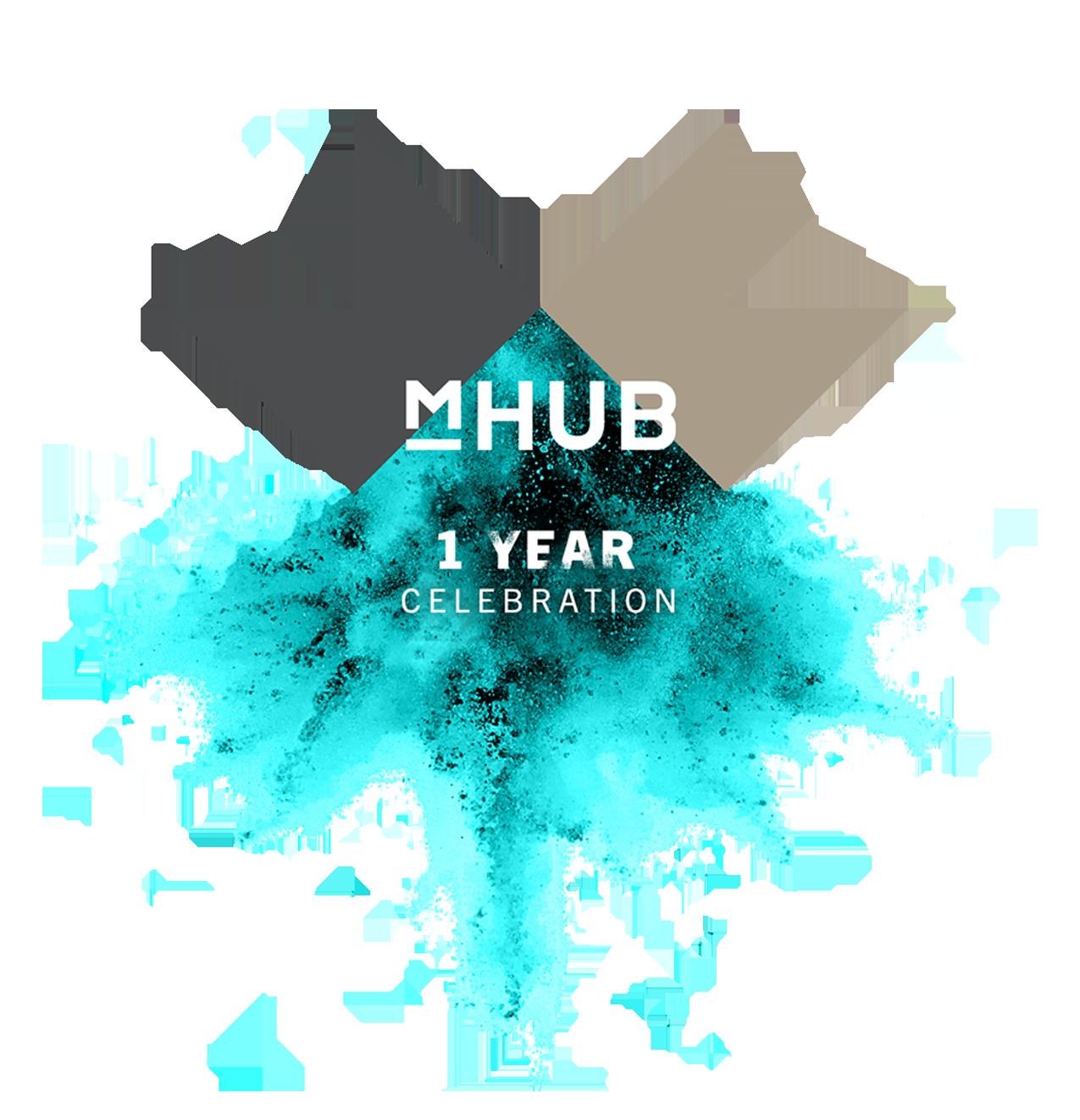 mHUB 1 Year Celebration