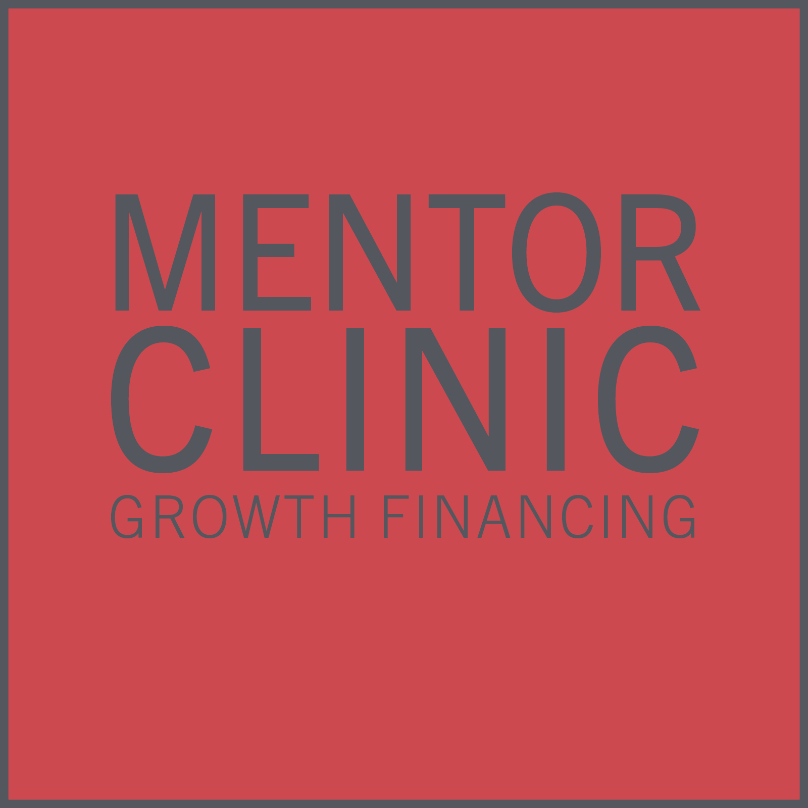 Mentor Clinic: Growth Financing with Troy Henikoff