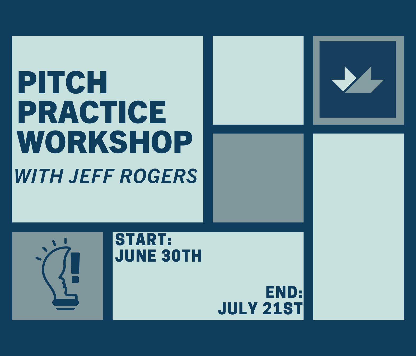 Pitch Practice Workshop