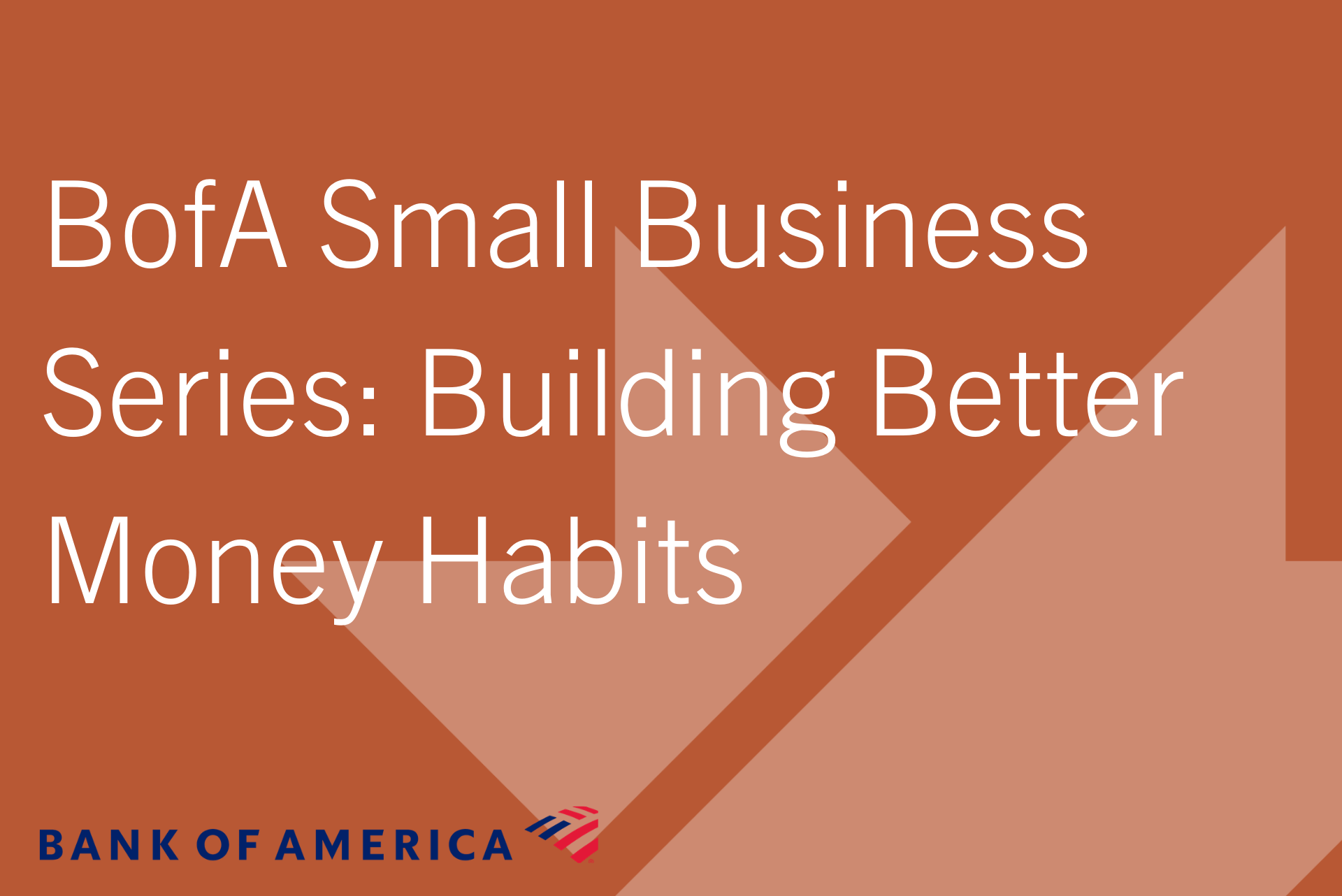 Better Money Habits for Small Business: Growing Your Small Business