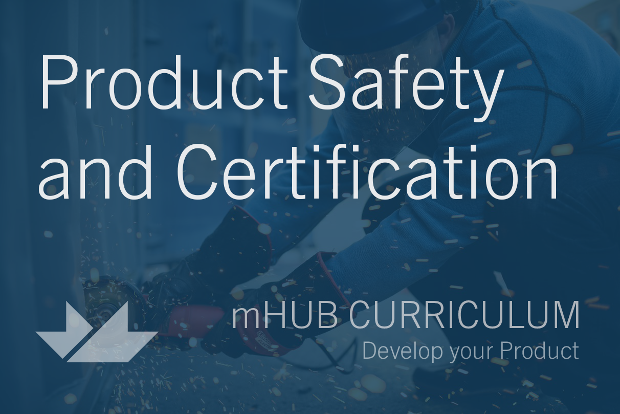 Product Safety and Certification