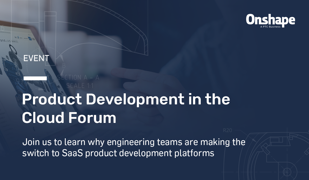 Product Development in the Cloud Forum