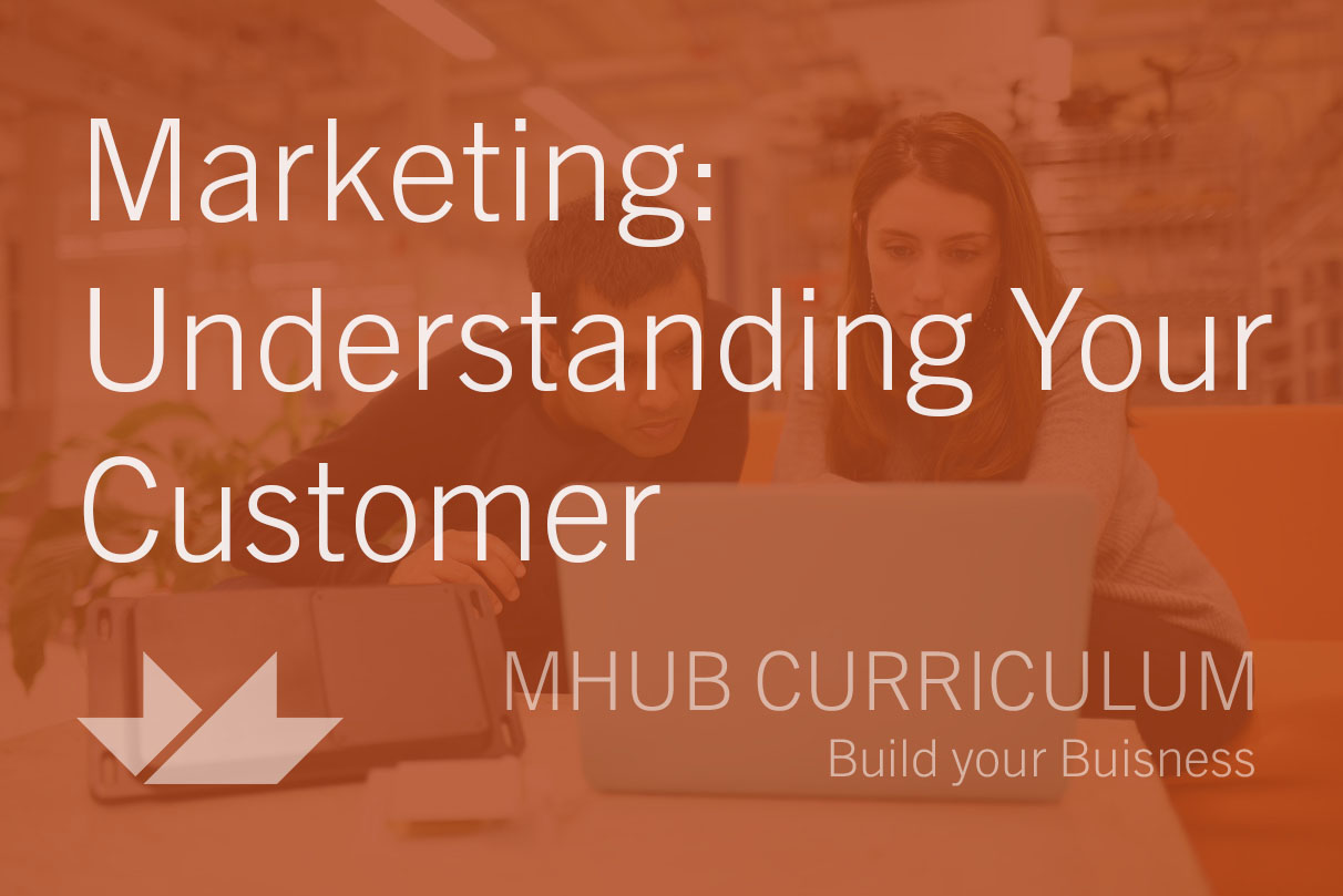 Marketing: Understanding your consumer