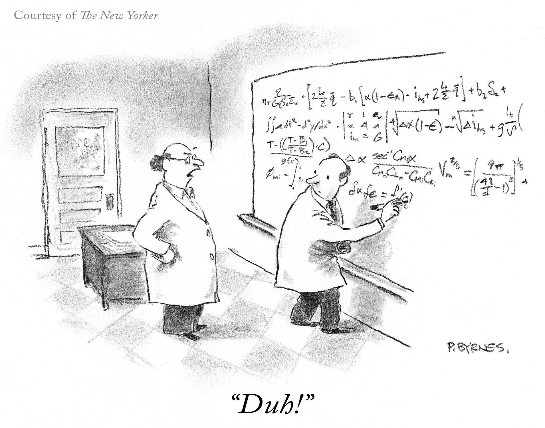 The New Yorker Cartoonists Present: IC - Intensive Creativity
