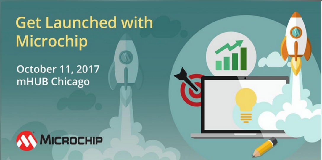 Get Launched Chicago with Microchip Technology Inc.