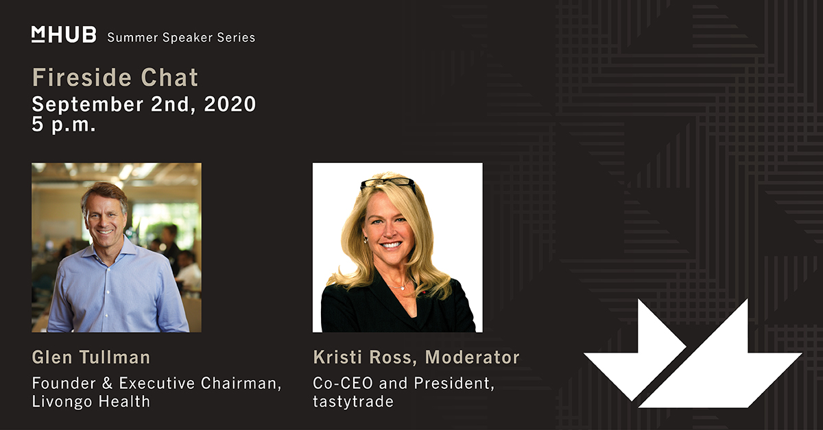 Fireside Chat with Kristi Ross and Glen Tullman, Sponsored by Bank of America