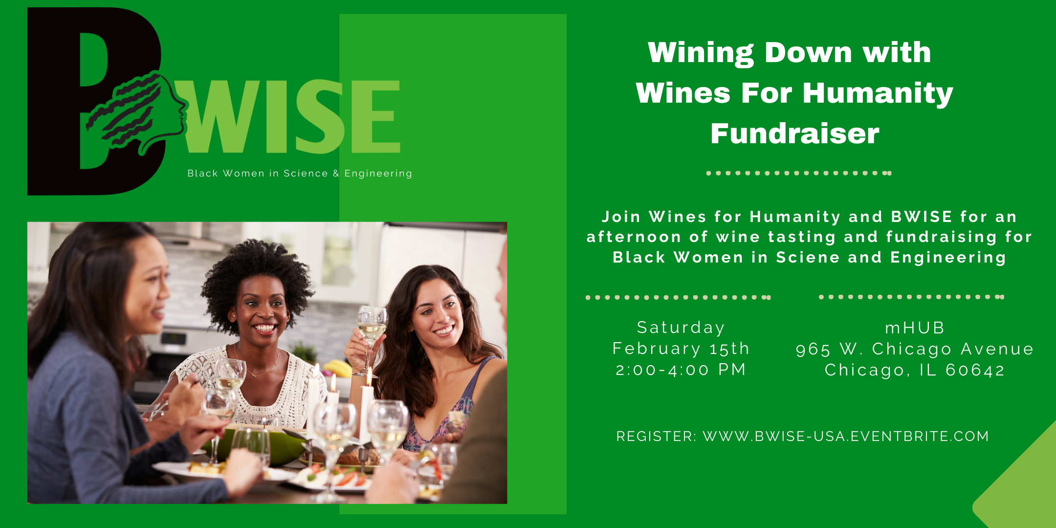 BWISE: Wining Down with Wines for Humanity
