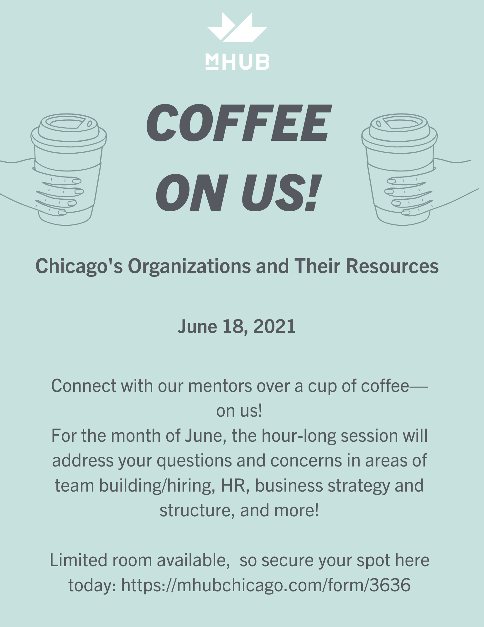 Coffee on Us: Chicago Organizations and Their Resources