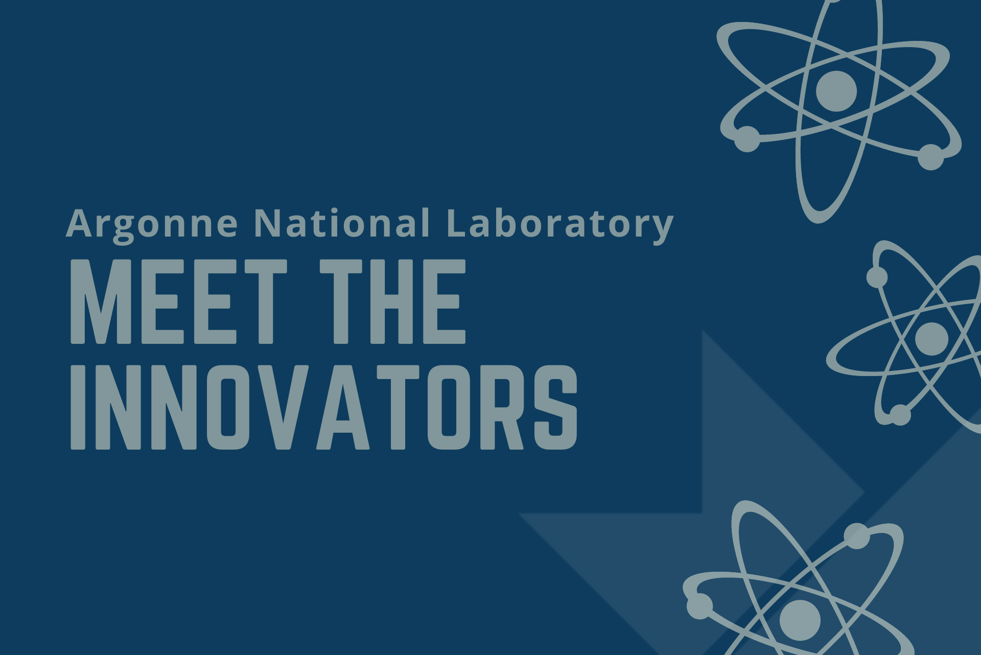 Meet the Innovators Cohort Reception
