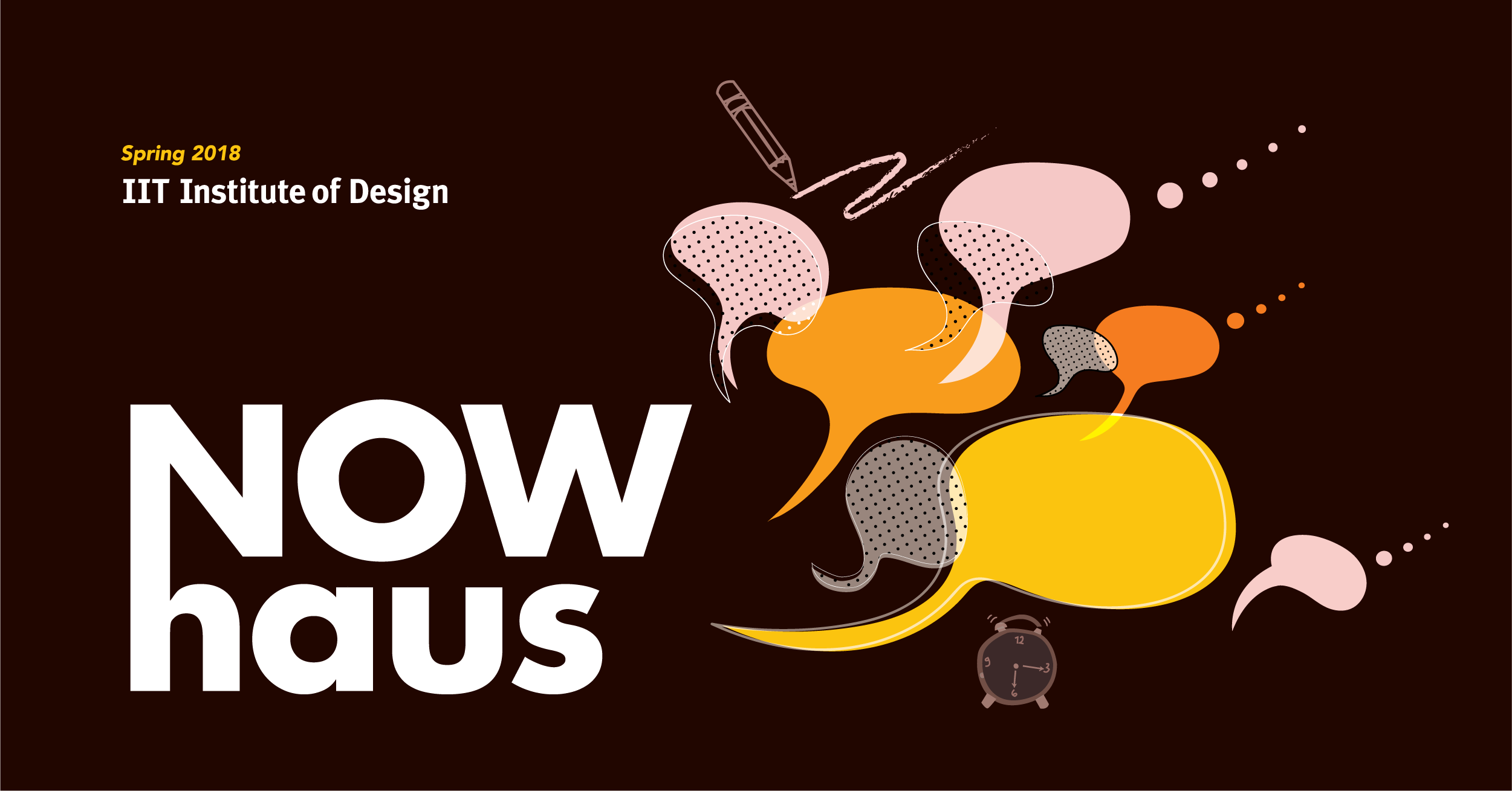 IIT Institute of Design Presents: NOWHaus 2018