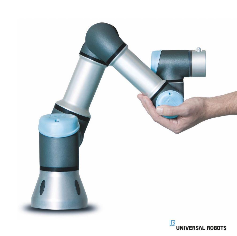 mHUB Open House: Industrial Robots