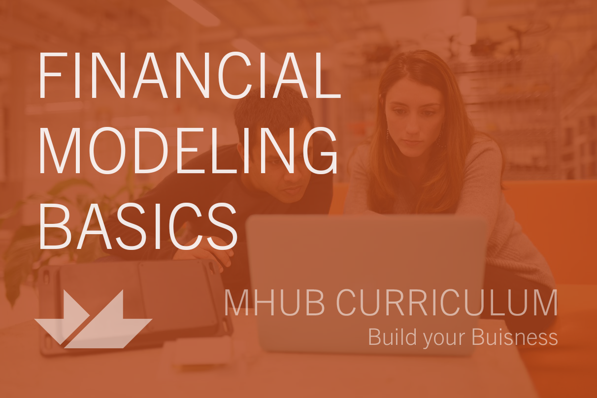 Financial Modeling Basics Webinar