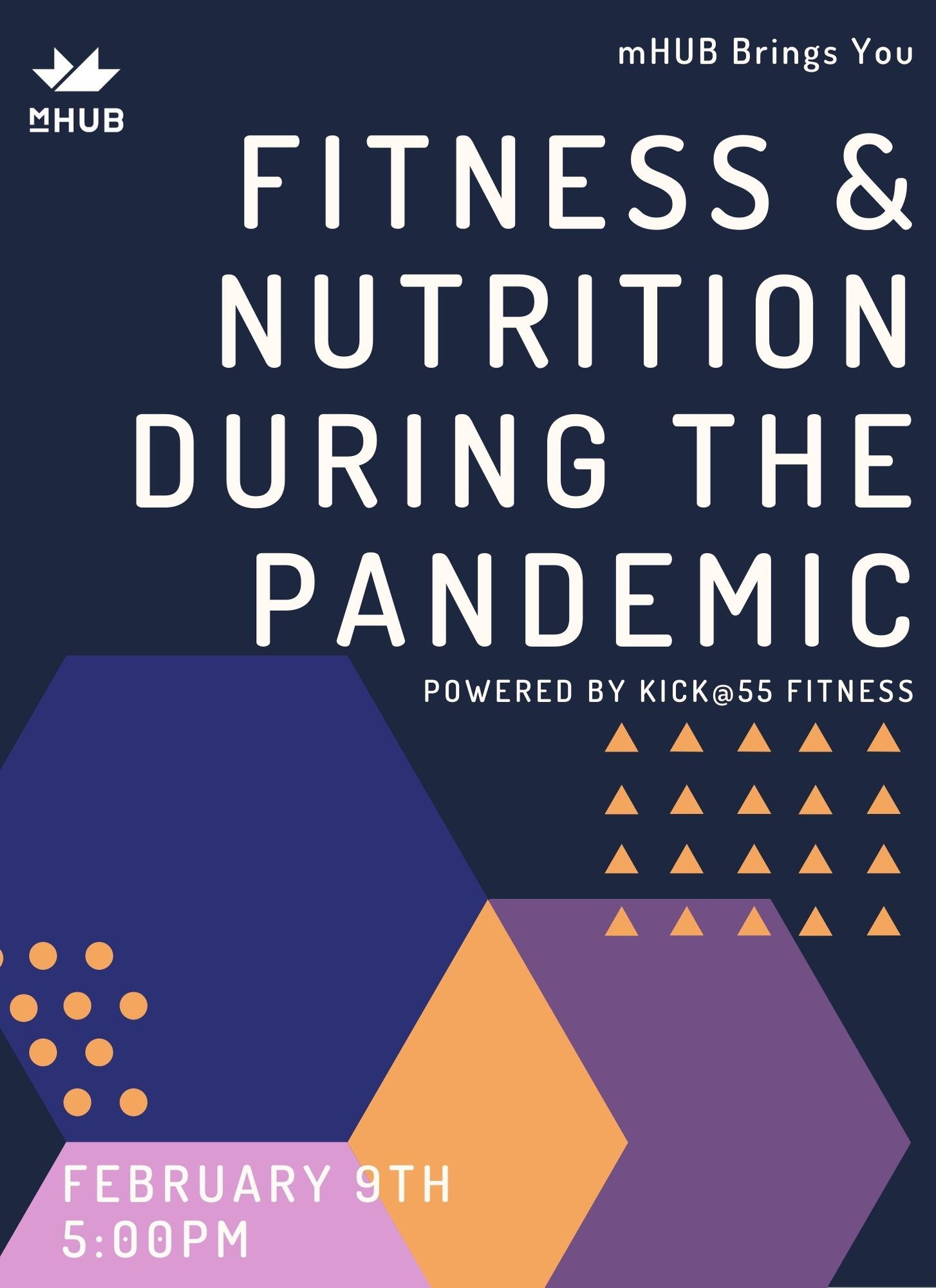Fitness and Nutrition During the Pandemic