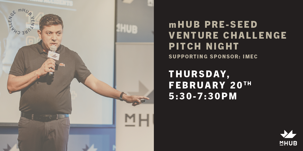 Pre-Seed Venture Challenge Pitch Night