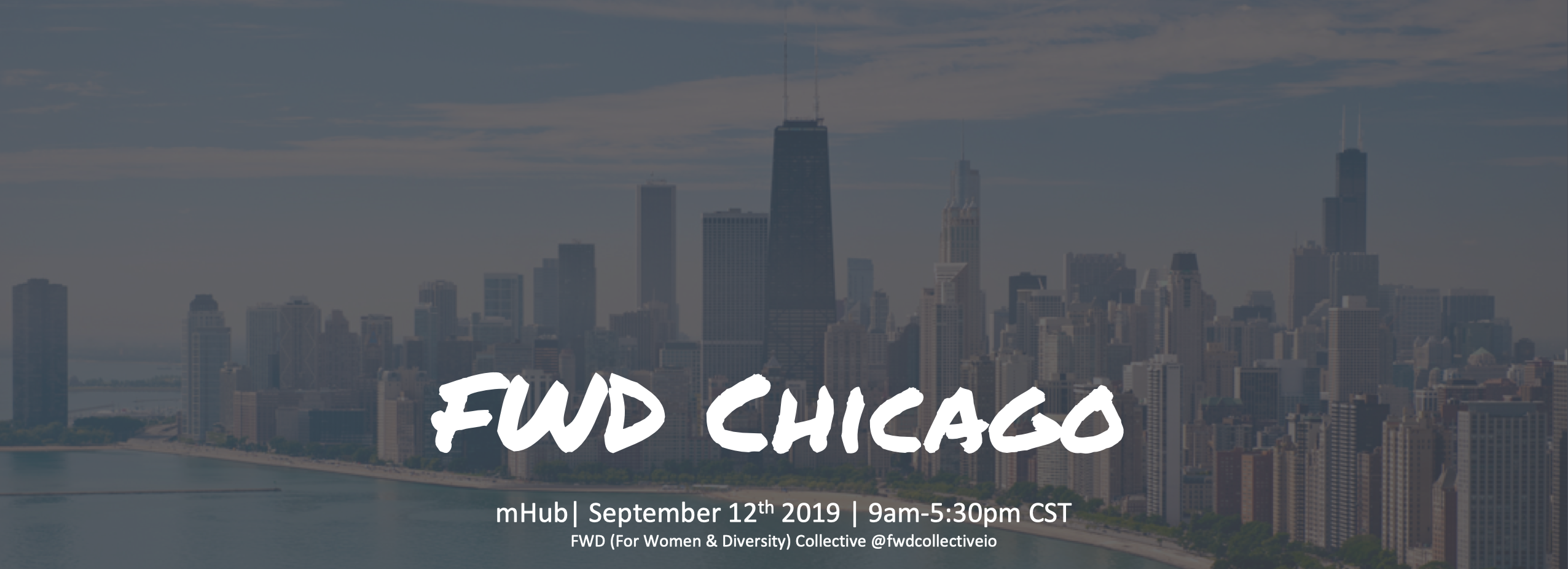 FWD (For Women & Diversity) Collective Summit Chicago 2019