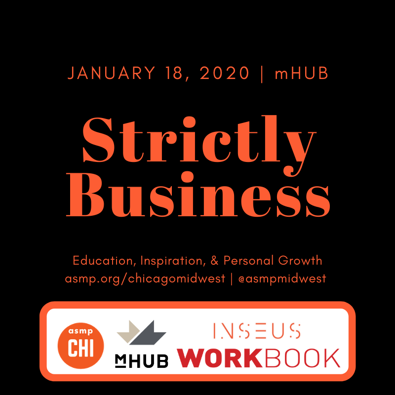 ASMP Chicago/Midwest Strictly Business 2020