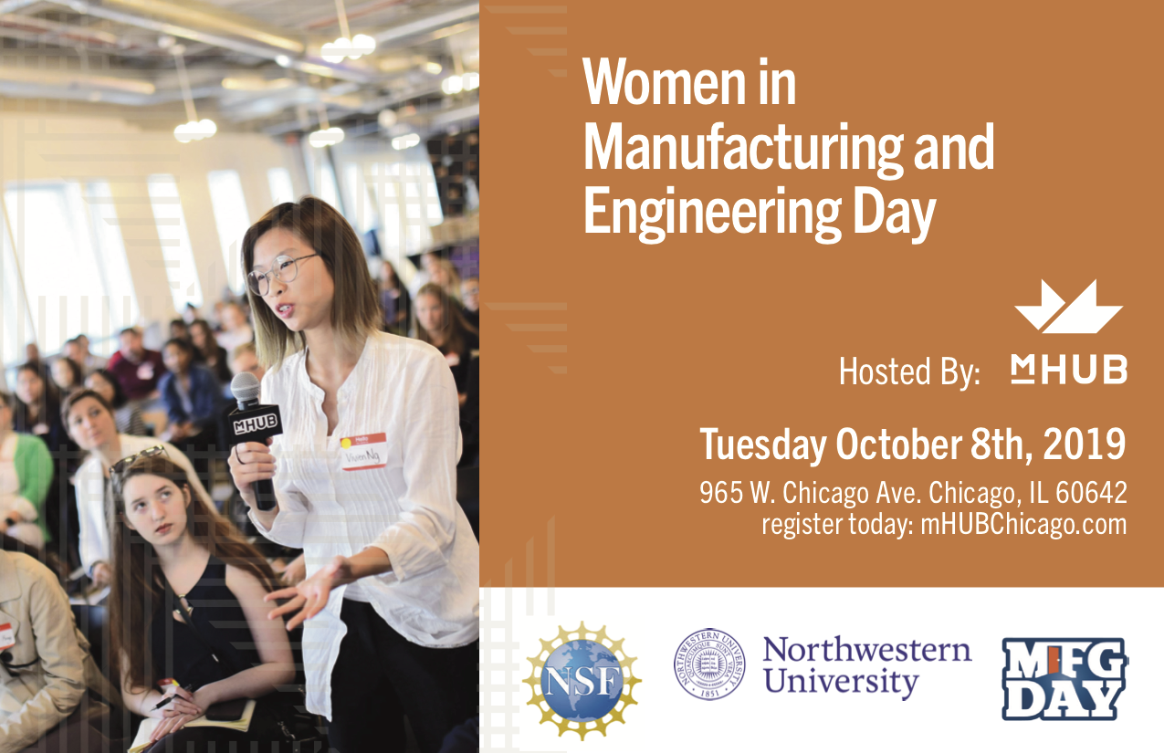 Women in Manufacturing and Engineering Day