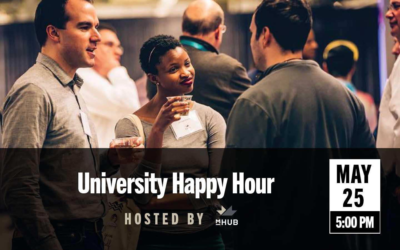 University Happy Hour