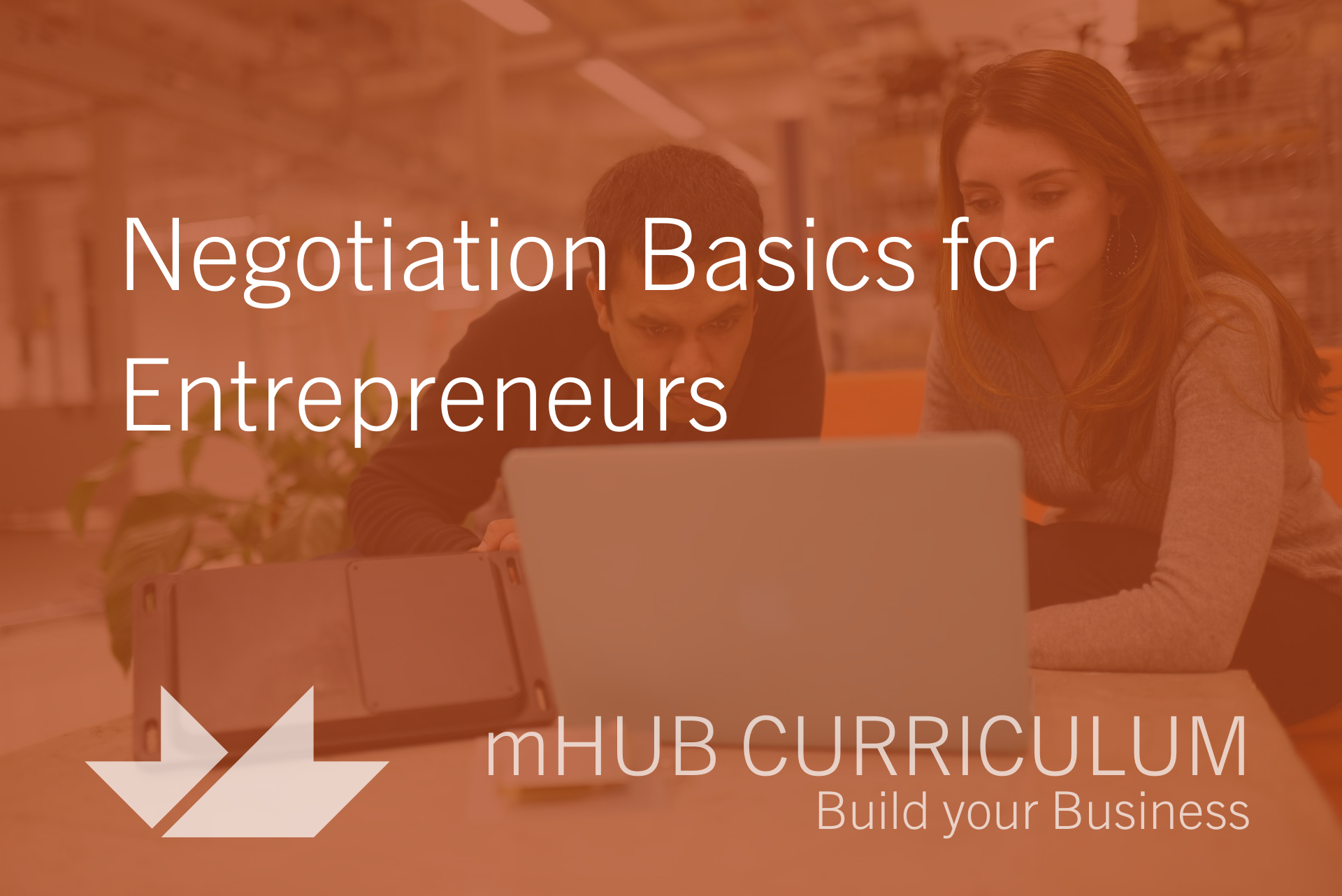 Negotiation Basics for Entrepreneurs