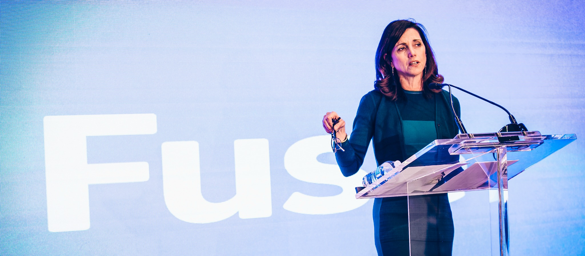Beth Comstock, Vice Chair of General Electric at mHUB Chicago