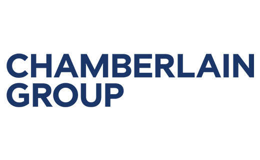 chamberlain group logo.
