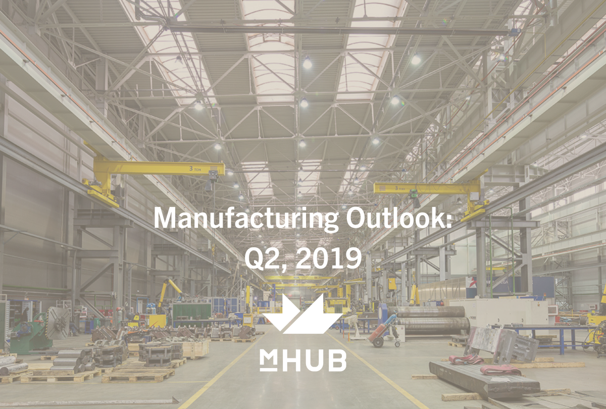 Manufacturing Outlook: Q2 2019
