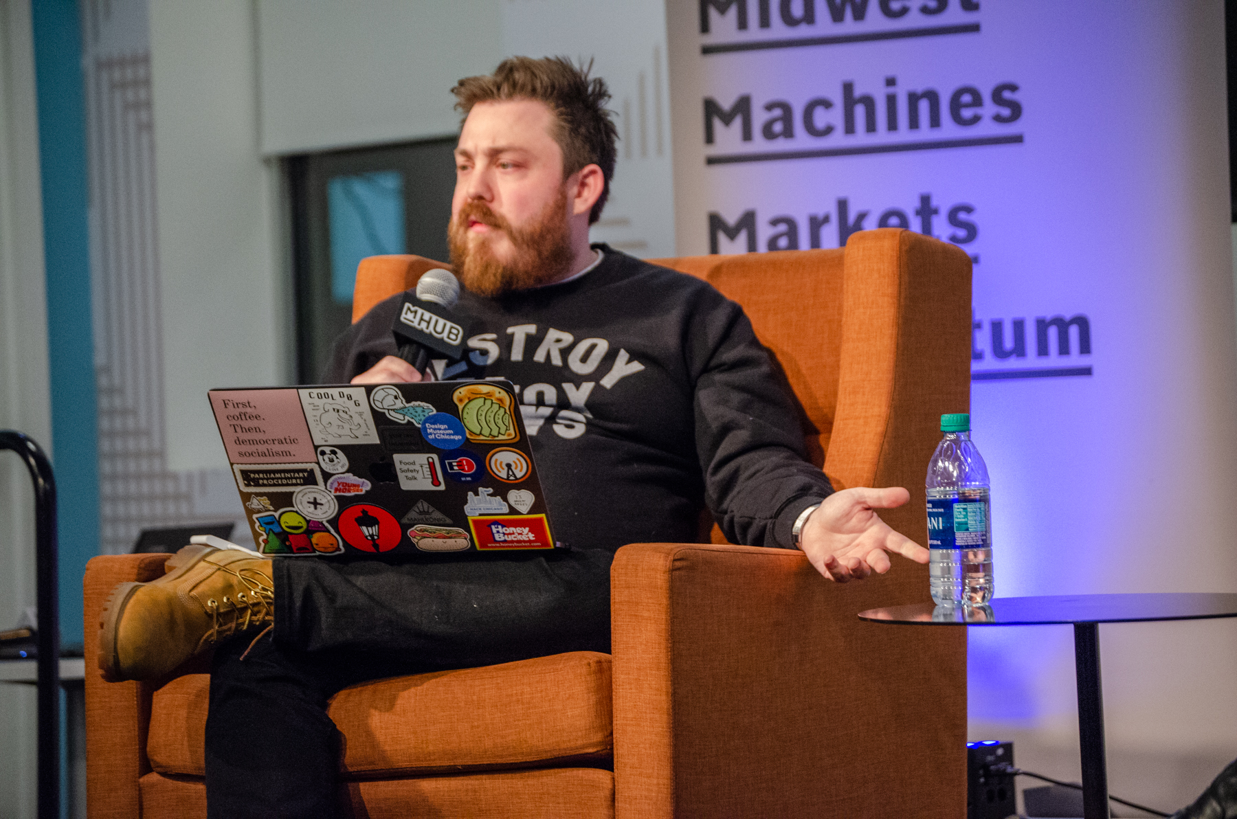 mHUB Industry Disruptors: Cards Against Humanity's Max Temkin