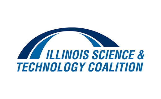 Illinois Science and Technology Association Logo