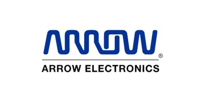 arrow logo.