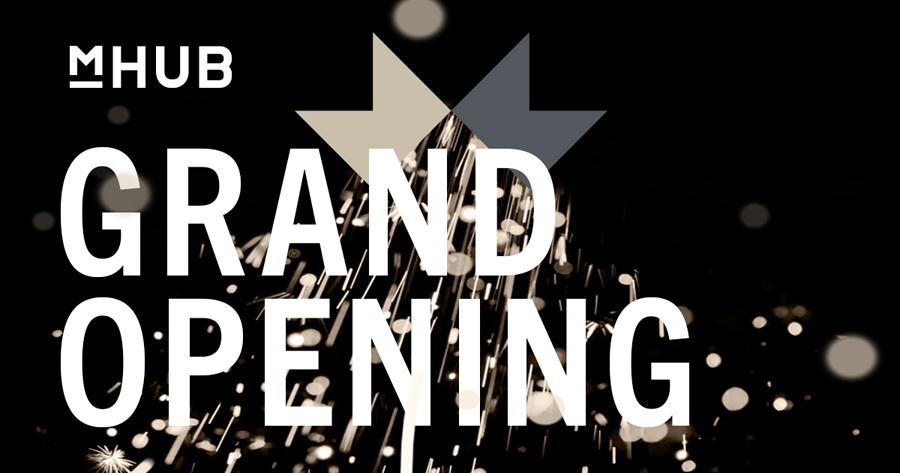 mHUB Grand Opening