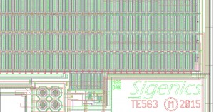 wide supply range constant current source IC chip