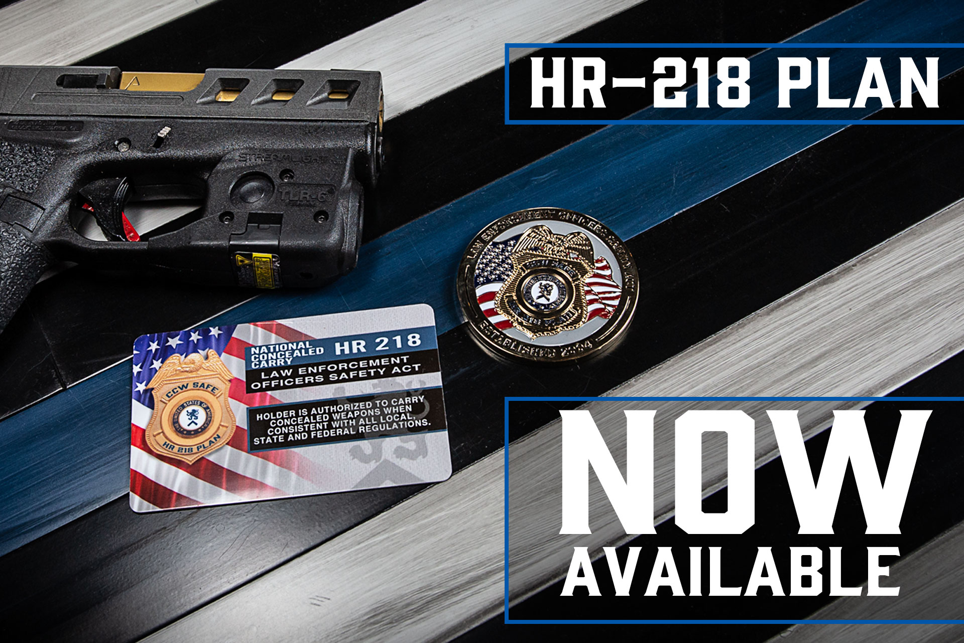 New HR218 Plans Available!