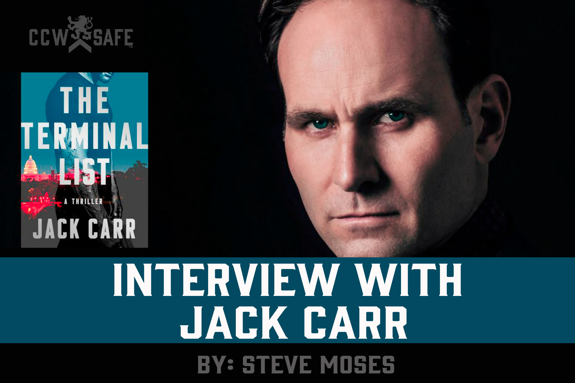 Interview with Jack Carr