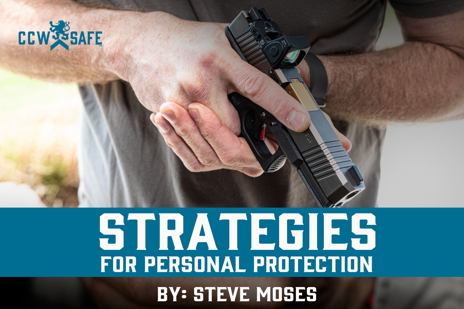 STRATEGIES FOR PERSONAL PROTECTION